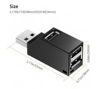 USB-Xаб USB 2.0 (3 порта)