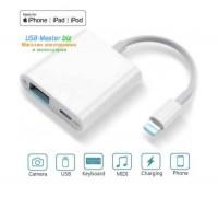 Адаптер Lightning ‒ USB 3.0 OTG + питание