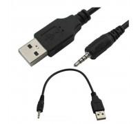 Аудио-кабель USB ‒ Jack 2.5mm