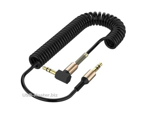 """Аудио кабель пружинный Jack 3.5mm,AUX """"Felkin"""""""