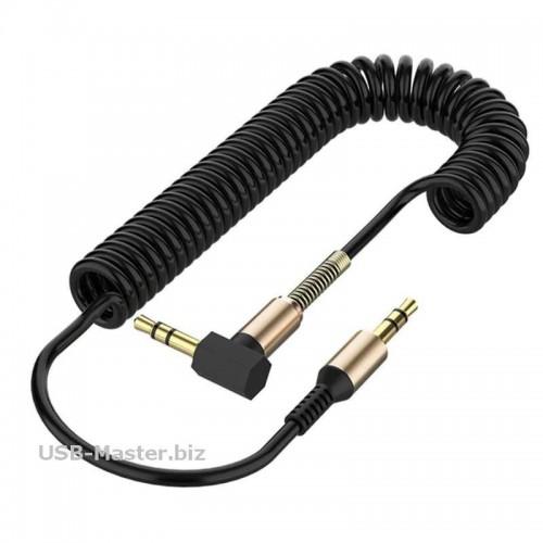 "Аудио кабель Jack 3.5mm,AUX, 90° ""Felkin"""