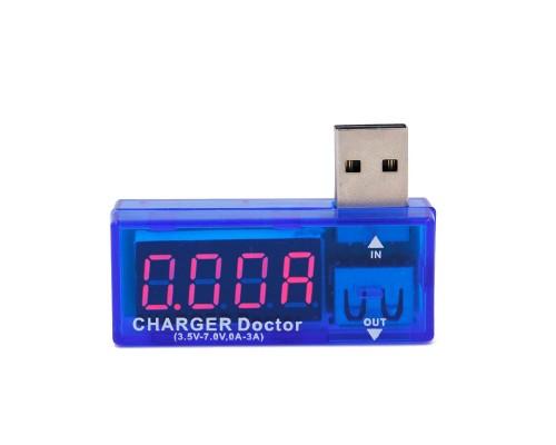USB Тестер тока и напряжения