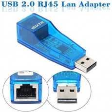 Сетевая карта USB LAN Ethernet RJ45