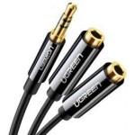 AUX 2.5mm, 3.5mm, 6.35 мм переходники, кабеля ✅