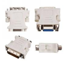 DVI (24 + 1pin/5pin) – VGA адаптер
