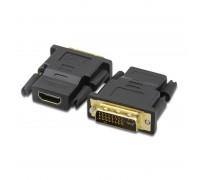Адаптер HDMI (Female) ‒ DVI 24 + 5 (Male)
