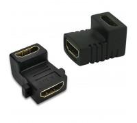 Переходник HDMI, угловой 90° HDMI