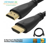 "HDMI кабель FullHD, 1920x1080P, 3D ""Felkin"""