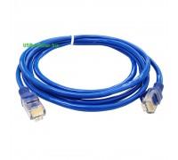 Кабель интернет LAN RJ45 CAT5e, сетевой кабель