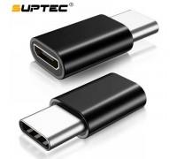 Адаптер Type-C ‒ Micro-USB OTG для зарядки и передачи данных