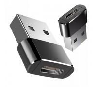 Переходник USB 2.0 (Male) ‒ Type-C (Female) OTG