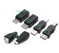 Переходник для принтера USB ‒ Type-B