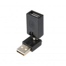 Переходник USB вращающийся на 360°