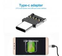 Адаптер Type-C ‒ USB 3.0