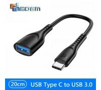 Адаптер USB ‒ Type-C OTG, Premium