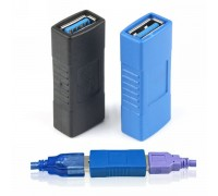Адаптер 2x USB 3.0 Female, соединитель