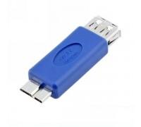 Переходник USB 3.0 - Micro-B, OTG